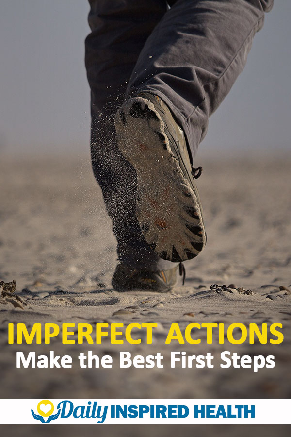 Imperfect Actions Make the Best First Steps
