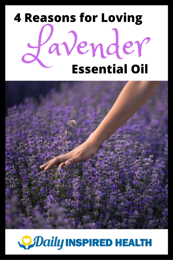 4 Reasons for Loving Lavender